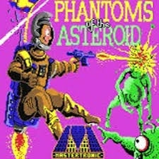 Phantoms of the Asteroid (original early 80's mix)